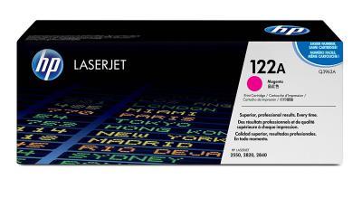 HP - HP Q3963A KIRMIZI ORJİNAL TONER-HP 2550/2820/2840 TONERİ