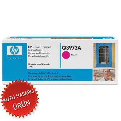 HP - HP Q3973A (123A) KIRMIZI ORJİNAL TONER (C)