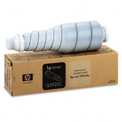 HP - HP Q5920C Siyah Orjinal Toner Color Laserjet 9850