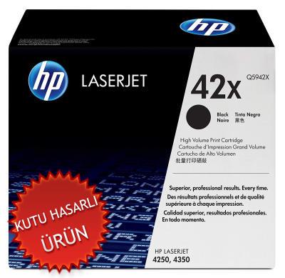 HP - HP Q5942X (42X) ORJİNAL TONER (C)