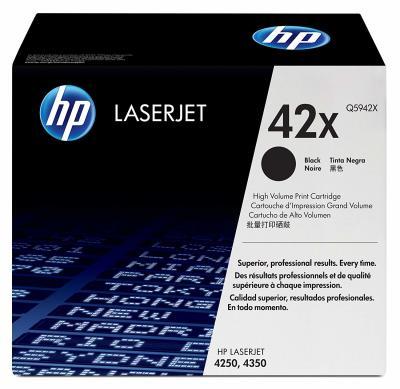 HP - HP Q5942X (42X) ORJİNAL TONER - 4240 / 4250 / 4350