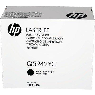HP - HP Q5942YC ORJİNAL TONER - HP 4250/4350 TONERİ