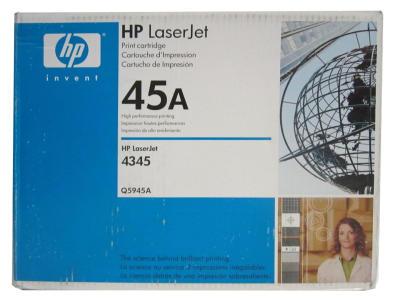 HP - HP Q5945A (45A) SİYAH ORJİNAL TONER (B)