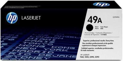 HP - HP Q5949A (49A) SİYAH ORJİNAL TONER