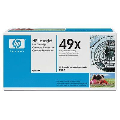 HP - HP Q5949X (49X) SİYAH ORJİNAL TONER (B)