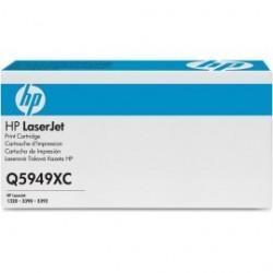 HP - HP Q5949XC (49X) SİYAH ORJİNAL TONER (Özel Sözleşme Ürünü)