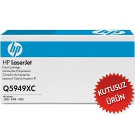 HP - HP Q5949XC (49X) Siyah Orjinal Toner (Özel Sözleşme Ürünü) (U)