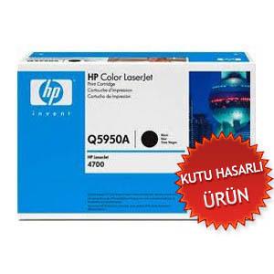 HP - HP Q5950A SİYAH ORJİNAL TONER (C)