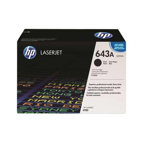 HP Q5950A Siyah Orjinal Toner Laserjet 4700 Serisi