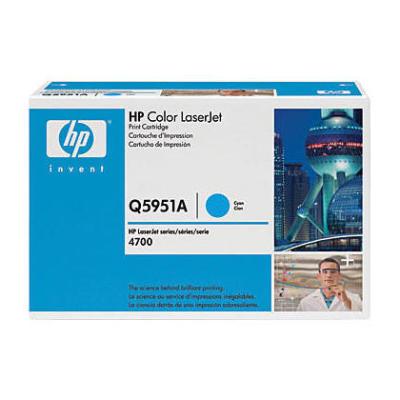 HP - HP Q5951A MAVİ ORJİNAL TONER (B)