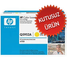HP - HP Q5952A SARI ORJİNAL TONER (U)
