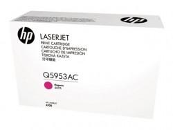 HP - HP Q5953AC KIRMIZI ORJİNAL TONER - HP Laserjet 4700