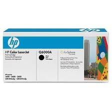 HP - HP Q6000A SİYAH ORJİNAL TONER - HP 1600 / 2600 TONERİ (B)
