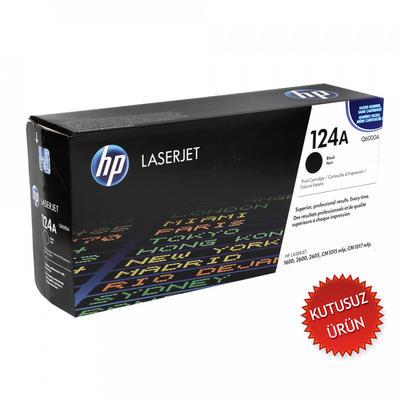 HP - HP Q6000A Siyah Orjinal Toner (U)