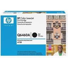 HP - HP Q6460A 4730 SİYAH ORJİNAL TONER