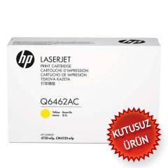 HP - Hp Q6462AC Sarı Orjinal Toner - CM4730 (U)