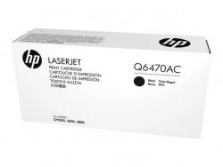HP - HP Q6470AC SİYAH ORJİNAL TONER - Laserjet 3600 / 3800 / CP3505