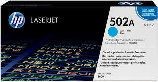 HP - HP Q6471A Mavi Orjinal Toner -HP 3600