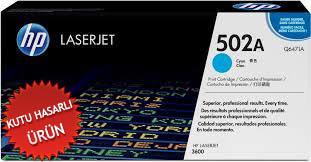 HP - HP Q6471A MAVİ ORJİNAL TONER (C)