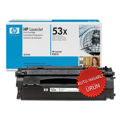 HP - HP Q7553X (53X) ORJİNAL TONER (C)