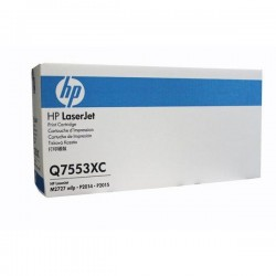 HP - HP Q7553XC (53X) ORJİNAL TONER-P2015-P2014-P2727