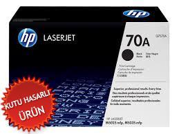 HP - HP Q7570A (70A) Siyah Orjinal Toner - M5025 / M5035 Toneri (C)