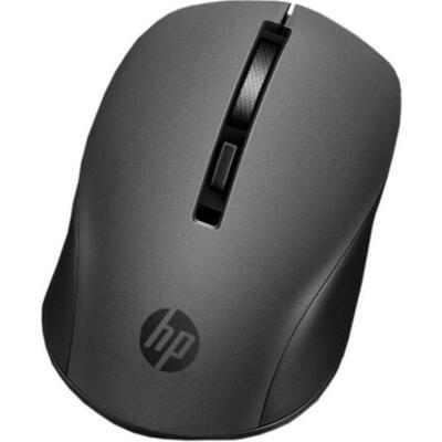 HP - Hp S1000 Plus Kablosuz Sessiz Tuşlu Usb Mouse - 3CY46PA (Siyah)