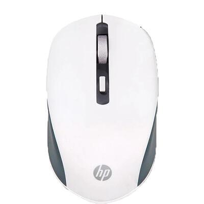 HP - Hp S1000 Plus Kablosuz Sessiz Tuşlu Usb Mouse - 3CY47PA (Beyaz)