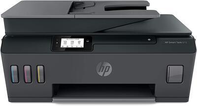 HP - HP Smart Tank 615 + Fotokopi + Faks + Tarayıcı + Wi-Fi + Airprint + Çok Fonksiyonlu İnkjet Tanklı Yazıcı (Y0F71A)