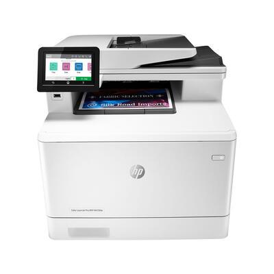 HP - Hp W1A79A Colour LaserJet Pro MFP M479fdn Çok Fonksiyonlu Lazer Yazıcı Tarayıcı + Faks + Fotokopi