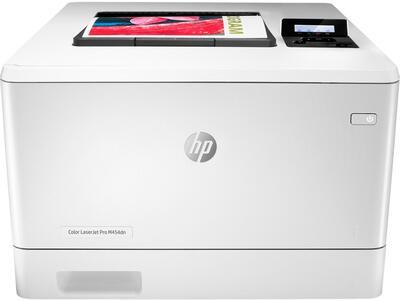 HP - Hp W1Y44A Colour LaserJet Pro MFP M454dn Wi-Fi Renkli Lazer Yazıcı