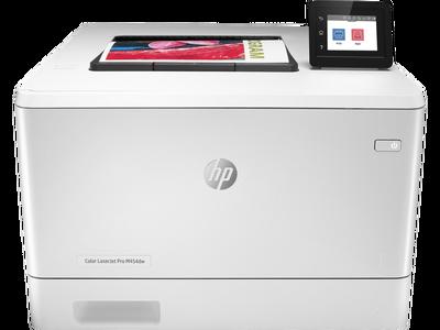 HP - Hp W1Y45A Colour LaserJet Pro MFP M454dw Wi-Fi Renkli Lazer Yazıcı