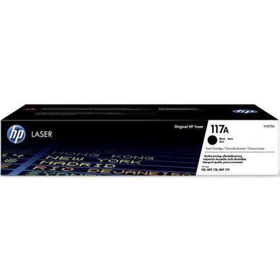 HP - HP W2070A (117A) Siyah Orjinal Toner Laserjet MFP 178nw, 179nw, 150a, 150nw