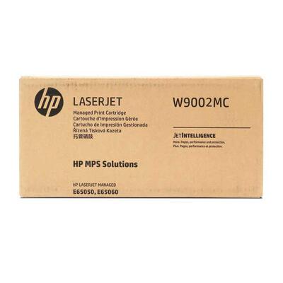 HP - HP W9002MC Sarı Orjinal Toner Laserjet E65050dn / E65060dn / E65150dn