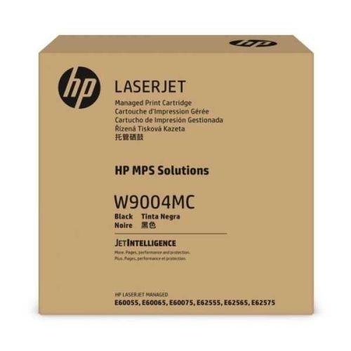 HP W9004MC Siyah Managed Orjinal Toner Laserjet Managed E60055, E60075, E62575