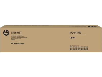 HP - HP W9041MC Mavi Orjinal Toner Laserjet Managed E77822, E77825, E77830
