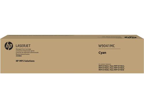 HP W9041MC Mavi Orjinal Toner Laserjet Managed E77822, E77825, E77830