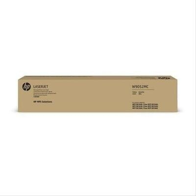 HP - HP W9052MC Sarı Managed Orjinal Toner Laserjet Managed - E87640dn / E87650dn / E87660dn