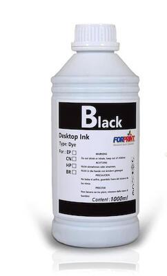 HP - Hp/Epson/Canon/Samsung/Xerox/Brother/Oki Siyah Kartuş Mürekkebi 1 LT.