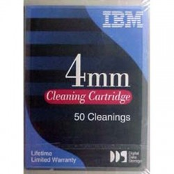 IBM - IBM 21F8763 DDS1, DDS2, DDS3, DDS4, DAT-72 TEMİZLEME KARTUŞU