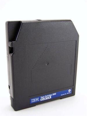 IBM - IBM 3592 300 GB Orjinal Data Kartuşu - 18P7534