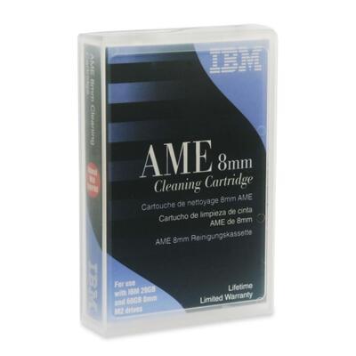 IBM - IBM 35L1409 8mm, 20GB Orjinal Temizleme Kartuşu