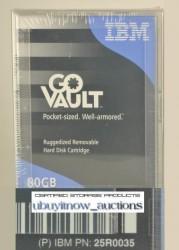 SONY - IBM 39M5617 80Gb/160Gb GoVault DATA KARTUŞU