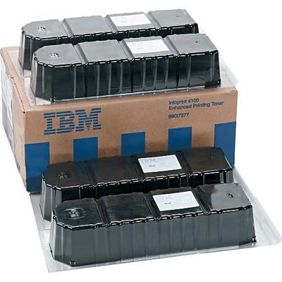 IBM - IBM 69G7377 Siyah Orjinal Lazer Toner (4'lü Paket)