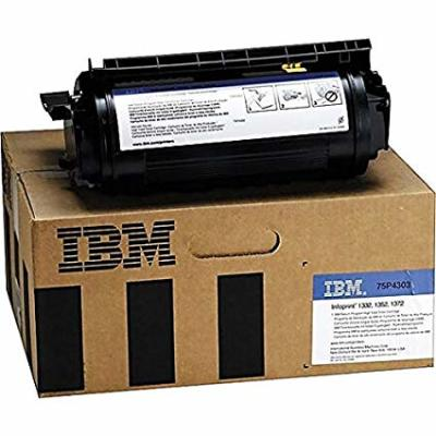 IBM - IBM 75P4303 Orjinal Toner Yüksek Kapasite InfoPrint Color 1332, 1352, 1372