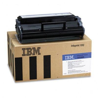 IBM - IBM 75P4684 Orjinal Toner InfoPrint Color 1312