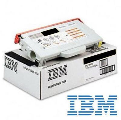 IBM - IBM 75P5430 Orjinal Toner InfoPrint Color 1334 Siyah Orjinal Toner Yüksek Kapasite