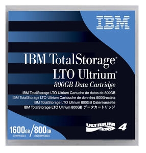 IBM 95P4436 DATA KARTUŞU (LTO4) 800GB / 1600 GB