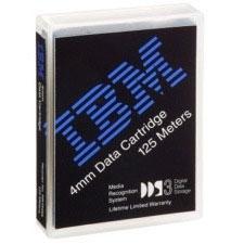 IBM - IBM DDS-120 4mm 12 / 24 GB DATA KARTUŞU