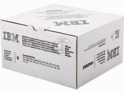 LEXMARK - IBM - LEXMARK 6400 / 6412 1040995 ORJİNAL SİYAH ŞERİT 6LI PAKET